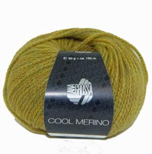 Cool Merino 003 Mosterd