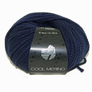 Cool Merino 007 Donkerblauw