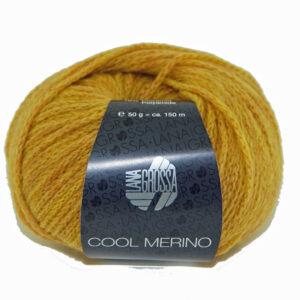 Cool Merino 008 Goudgeel