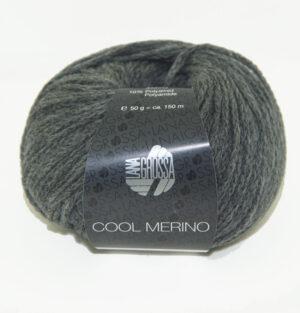 Cool Merino 012 Donkergrijs