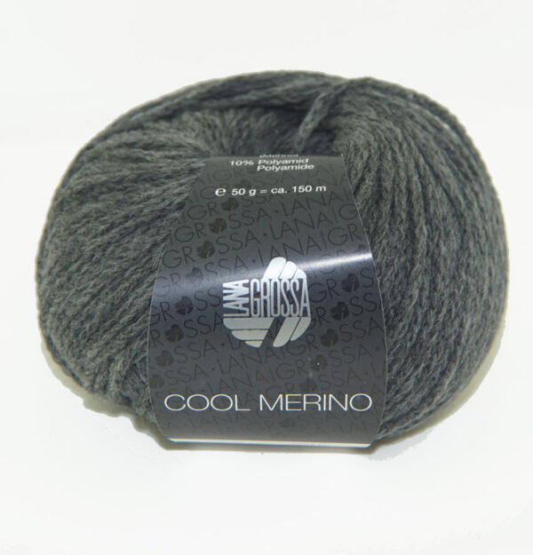 Cool Merino 012 Dunkelgrau