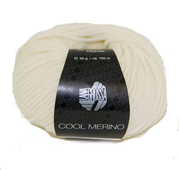 Cool Merino 015 Weiss