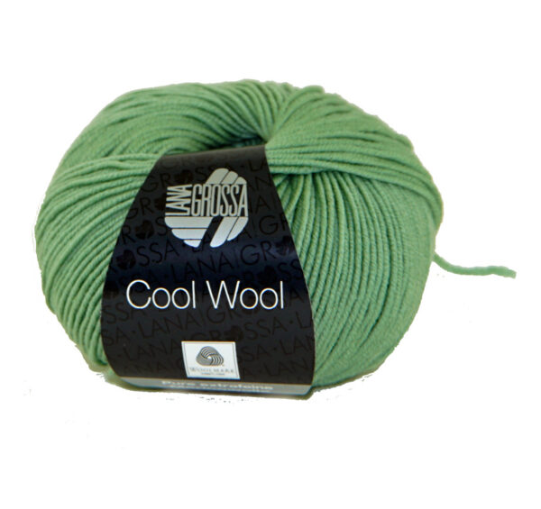 Cool Wool 2078 Resedagroen