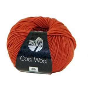 Cool Wool 2082 Roest